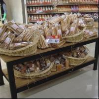 Стелаж за хляб