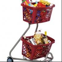 Маркет колички и кошници